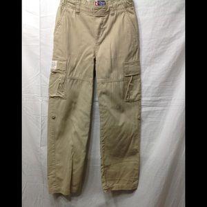 Boy's size 7 CHAPS cargo pants